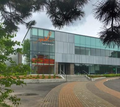 Edifice Sault-au-Récollet carré